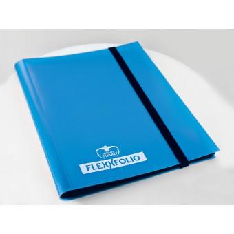 Альбом Ultimate Guard (гибкий, на 160 карт 2х2): синий