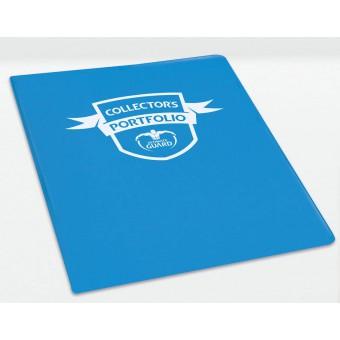 Альбом Ultimate Guard (на 80 карт, 2x2): синий