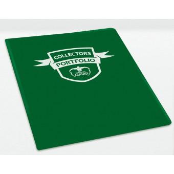 Альбом Ultimate Guard (на 80 карт, 2x2): зеленый
