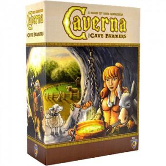 настольная игра Caverna