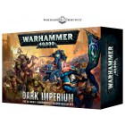 Warhammer 40000: Стартовый набор Темная Империя / Dark Imperium на англ. языке (8-я редакция)