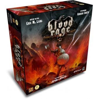 настольная игра Кровь и Ярость / Blood Rage