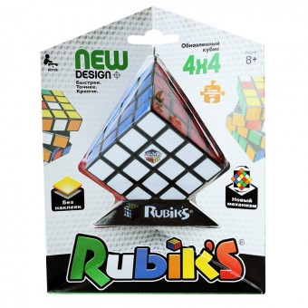 Головоломка Кубик Рубика 4х4 (Rubiks)