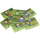 Набор счетчиков уровней для игры Манчкин: Манчкин Ктулху (зеленый)