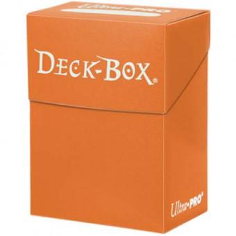 Коробочка Ultra-Pro (разные цвета): оранжевая