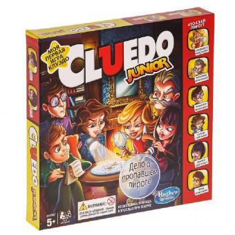 настольная игра Клюедо для Детей / Cluedo Junior (новая версия)