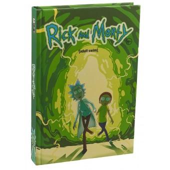 комикс Рик и Морти. Полное издание. Книга 1