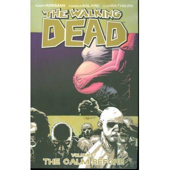 комикс Walking Dead TP Vol 07 The Calm Before New Prtg (Mature Readers)