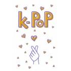 блокнот K-POP