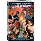 Вселенная DC Rebirth. Комикс Лига Справедливости. Книга 1: Машины Уничтожения