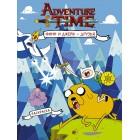 раскраска Время Приключений / Adventure Time. Финн и Джейк - др