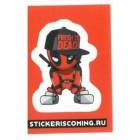 стикеры Stickeriscoming
