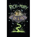 блокнот Рик и Морти