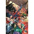 постер Вселенная DC Comics. Justice League selfie