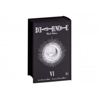 манга Тетрадь Смерти / Death Note. Black Edition. Книга 6