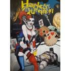 плакат из набора DC Харли Квин