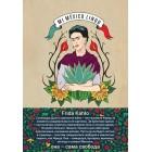 блокнот. Фрида Кало (бежевая обложка)