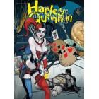 постер Вселенная DC Comics. Harley Quinn