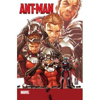 Постер Ant-Man #1 By Mark Brooks (60см. х 90 см.)
