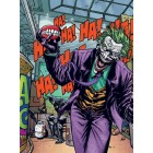 постер Вселенная DC Comics. Joker