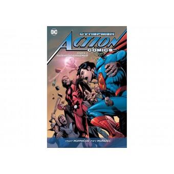 комикс Супермен. Action Comics. Книга 2: Пуленепробиваемый