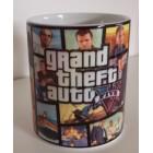кружка Grand Theft Auto (GTA)