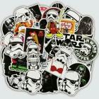 наклейка Звездные Войны