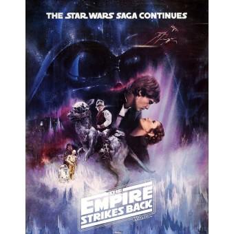 Постер Star Wars: Empire Strikes Back (А1)