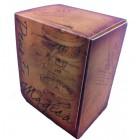 Коробочка Legion Deus Ex Magica Deck Box (пластиковая, на 80+ карт)