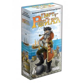настольная игра Порт-Ройал