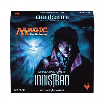 MTG. 2016. Shadows over Innistrad / Тени над Иннистрадом. Fat Pack на английском языке