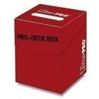 Коробочка Ultra-Pro Pro 100+ (Красная)