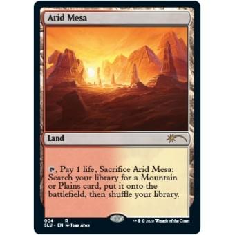 Arid Mesa (Secret Lair Ultimate Edition)