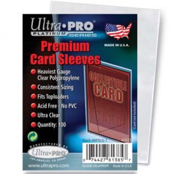 Протекторы Ultra-Pro: Прозрачные (66 х 91 мм., 100 шт.)