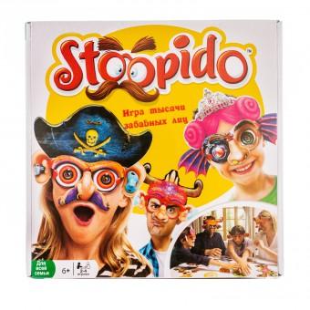настольная игра Ступидо / Stoopido