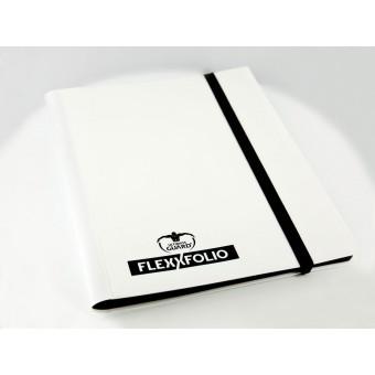 Альбом Ultimate Guard (гибкий, на 160 карт 2х2): белый