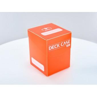 Коробочка Ultimate Guard (пластиковая, на 100+ карт): оранжевая