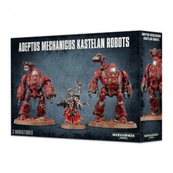 Adeptus Mechanicus Kastelan Robots / Адептус Механикус Роботы - смотрители