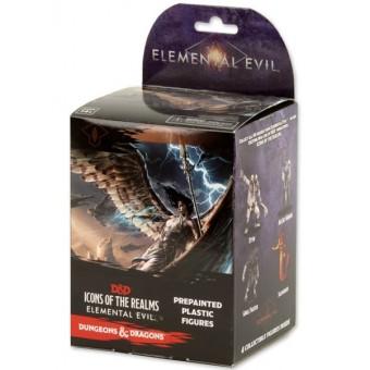Миниатюры для D&D Elemental Evil