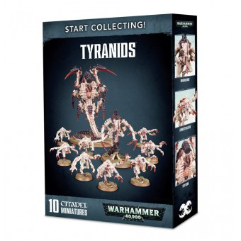 Start Collecting! Tyranids / Набор Начни собирать! Тираниды