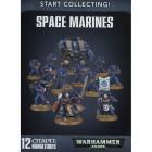 Start Collecting! Space Marines / Набор Начни собирать! Космический Десант